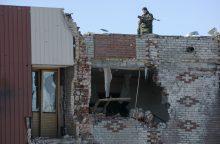 Vokietijos žiniasklaida: Kremlius patarinėja Ukrainos separatistams dėl propagandos