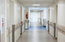 Panevėžyje aptalžytas jaunuolis paguldytas į ligoninę