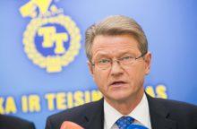Prokuratūra atsisakė pradėti tyrimą dėl R. Pakso skundo