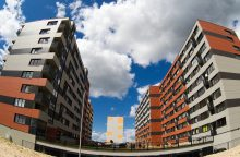 Planai Vilniuje: būsto suplanuota dukart daugiau, nei realu parduoti