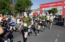 Klaipėdoje vyksta Vilties bėgimo renginiai