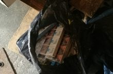 Jonavos rajono gyventojas netoli Kauno prekiavo kontrabanda