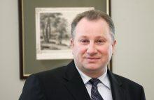 Etikos sargų akiratyje – Pagėgių meras V. Komskis