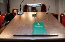 Už kyšininkavimą nuteisto verslininko teismas nepagailėjo