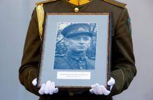 Partizanų vadas A. Ramanauskas-Vanagas pripažintas valstybės vadovu