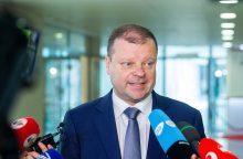 Prezidentūra apie rinkimus: Konstitucija nenumato prievolės premjerui atsistatydinti