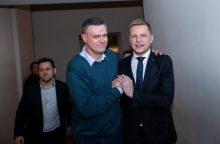 R. Šimašiaus komanda svarsto perimti vadovavimą Vilniaus švietimui