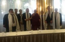 Lietuvos parlamentarai steigia draugystės su Tibetu grupę