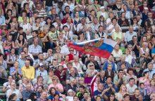 Sostinės valdininko byla dėl kurstymo prieš rusus – vėl teisme