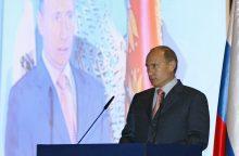 Lietuva bandys blokuoti Rusijos atstovo išrinkimą Interpolo vadovu