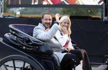 Oficialaus vizito į Lietuvą atvyksta Norvegijos karališkoji pora