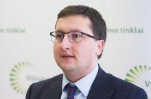 Valdyba spręs, ar atleisti Vilniaus šilumos tinklų vadovą