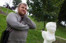 Vilniaus angelų tėvas nepyksta ant savo kritikų