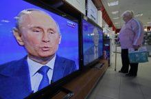 Dviem rusiškiems kanalams grasinama griežtesnėmis sankcijomis