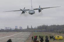 Kuboje nukritus lėktuvui žuvo 8 kariškiai