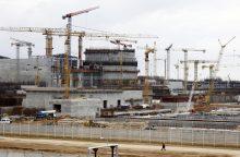 S. Skvernelis: kitos šalys Astravo AE projektą vertina per ekonominę prizmę