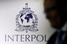Lietuva – prieš Rusijos atstovo skyrimą Interpolo vadovu