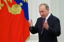 Ekspertas: Rusijos kova su IS – tik priedanga imperinei avantiūrai