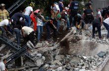 URM neturi duomenų apie Meksikoje nukentėjusius lietuvius