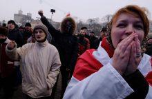 Baltarusijoje tęsiasi protestai prieš vadinamąjį veltėdžių mokestį