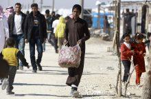 Atpirkimo ožiais dėl visų nesklandumų tapo pabėgėliai?