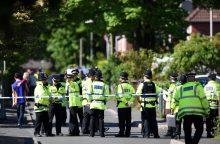 Britai išsigandę: terorizmo grėsmės lygis padidintas iki kritinio