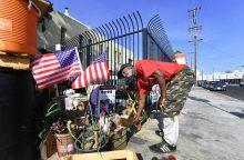 JAV pirmą kartą nuo didžiosios krizės padaugėjo benamių
