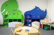 """Nacionalinėje bibliotekoje įsikūrusi """"Žaisloteka"""" laukia mažylių"""