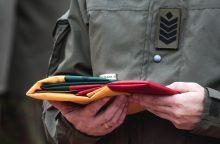 Į misiją Malyje išlydima penktoji karių pamaina