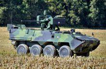 Tarptautines NATO pajėgas Lietuvoje papildys čekai