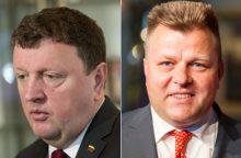 "V. Gailius ir M. Adomėnas liudys ""MG Baltic"" byloje"