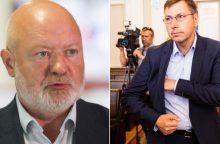 E. Gentvilas: partija ir G. Steponavičius turi būti išteisinti