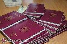 Policija primena: prieš atostogas pasitikrinkite, ar galioja dokumentai