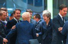 D. Grybauskaitė: britų parlamentas turi pritarti išstojimo susitarimui