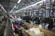 Lietuvos pramonės produkcijos gamyba ir pardavimai ūgtelėjo