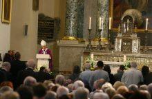 Vilniuje prasideda nacionalinis gailestingumo kongresas