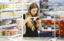 Kodėl ant maisto produktų pakuočių dažnai nenurodomas gamintojas?