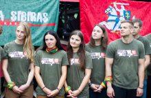 Ministerijoje rinksis ekspedicijų į Igarką dalyviai