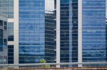 Nauji biurai sostinėje didina neišnuomoto ploto pasiūlą