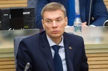 Į komandiruotę atsisakęs vykti M. Puidokas Seimo išlaidų kompensuoti neketina