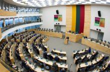 Skirtingos pozicijos dėl teisėkūros proceso Lietuvoje