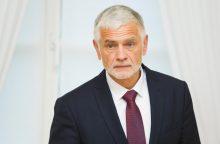 Ministras pripažįsta: nei trąšų, nei valdomų žemių kontrolės Lietuvoje nėra