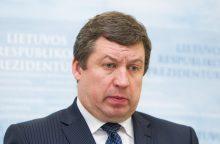 R. Karoblis: naujų lėktuvų reikia, bet tai turėtų būti kolektyvinis sprendimas