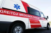 Tragiška avarija ties Daugais: vienas žmogus žuvo, trys – sužaloti
