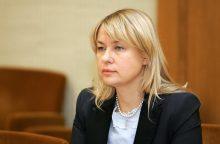 Iš Vyriausiosios rinkimų komisijos traukiasi S. Šaltauskienė