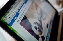 """Ragina priversti """"Facebook"""" ir """"Google"""" susimokėti už naujienas"""