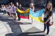 Vilniaus skverams – J. Lukšos-Daumanto ir Ukrainos vardai