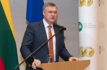 R. Dargis nemato problemų dėl nemokamų patalpų Vilniaus centre