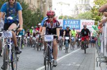 """Šiais metais """"Velomaratonas"""" kviečia dalyvauti ne tik dviratininkus"""