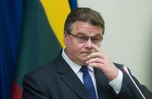 Lietuva – viena iš nedaugelio šalių, parėmusių britus ginče su Mauricijumi